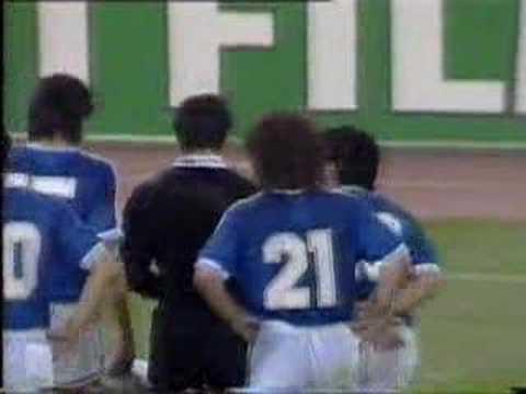 Klinsmann's dive in WC 1990