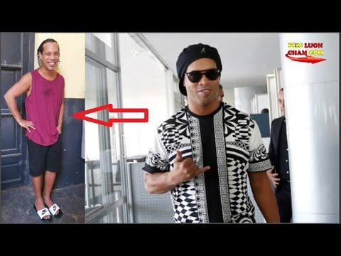 Khi Những Huyền Thoại Vật Vờ Sau Song Sắt Ronaldinho Nay Còn Đâu