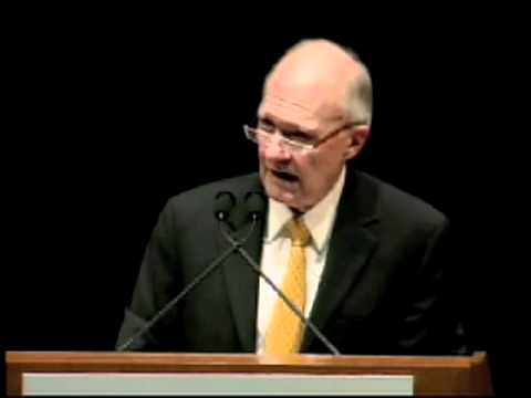 Brent Scowcroft presented by The Lenore and Francis Humphrys International Speakers Program