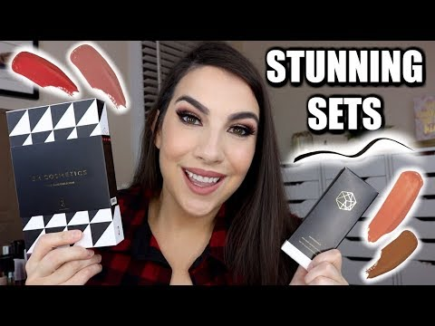 HOLIDAY MUST-HAVE SETS | EM Cosmetics Review thumbnail
