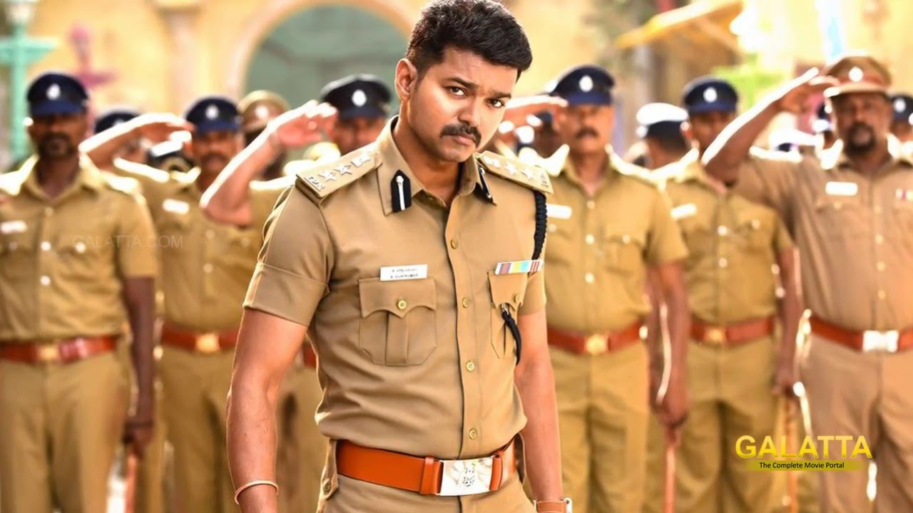 Theri as Policeodu in Telugu! - Yarloosai com