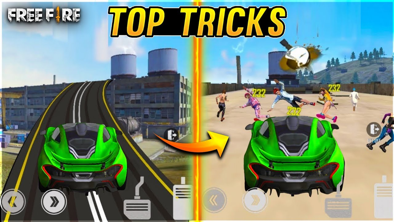 Top Tricks & Myths To Surprise Everyone In Free Fire - Garena Free Fire #19