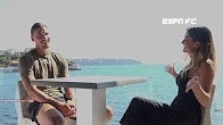 Zlatan Ibrahimovic EXCLUSIVE Interbview on United Return, Pogba, Lukaku, Matic, Neymar, PSG, Chelsea
