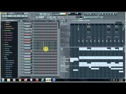 Jorge Quintero300 Violin Orchestra FL Studio Remake + FLP
