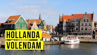 Volendam: Gezmedik Yer Bırakma