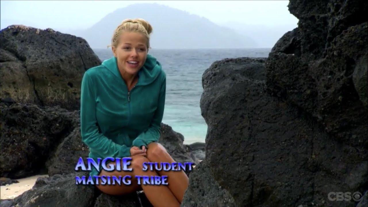 Angie Survivor survivor philippines: best of angie
