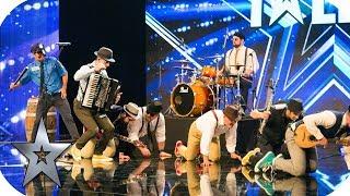 Ús Sai de Gatas | Audições PGM 06 | Got Talent Portugal 2018