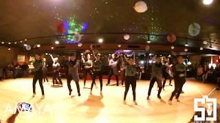 Bachata Student Team Performance Amaya Dance Sunday Funday Bachata Salsa Social