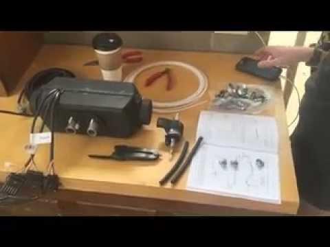 Planar 2D-12 bench test
