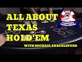 "All About Ultimate Texas Hold'em with Gambling Expert Michael ""Wizard of Odds"" Shackleford"