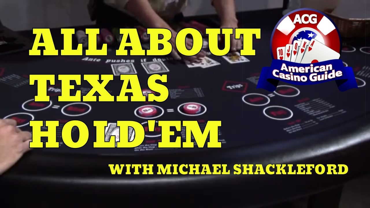 ultimate texas holdem youtube