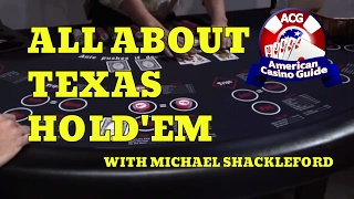 All About Ultimate Texas Hold