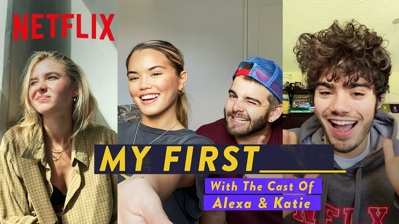Download My First KISS?! & More with the Alexa & Katie Cast 🥇 Netflix Futures