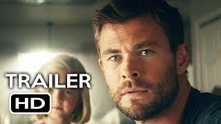 12 Strong Official Trailer #1 (2018) Chris Hemsworth, Michael Shannon War Drama Movie HD streaming