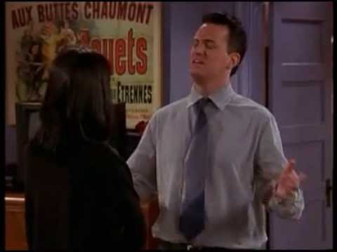 Chandler Explains Flirting