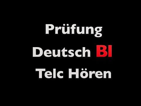 Download Zertifikat B1 Neu Ubüngsprefung 6 Horverstehen Youtube