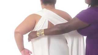 Платье трансформер Инфинити для полных