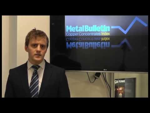 Metal Bulletin launches Copper Concentrates TC/RC index