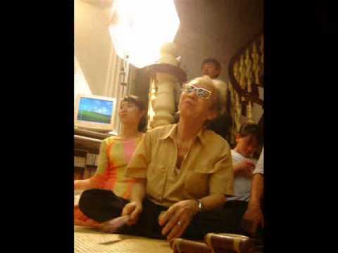 Vọng cổ 1-2, danh cầm Kim Sinh đàn guitare hawaii