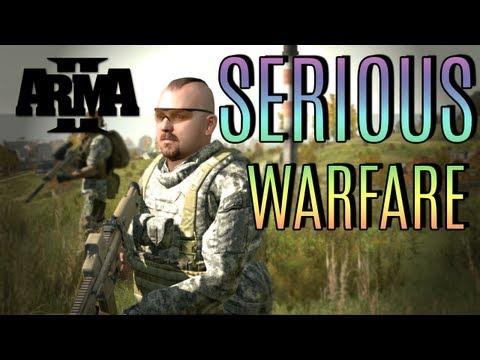 ARMA 2 - SERIOUS WARFARE
