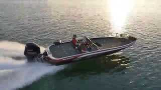 2015 Ranger Z522 Bass Boat Running