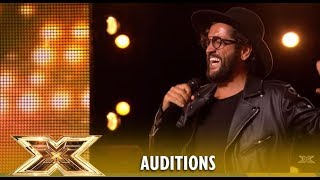 Cezar Ouatu: He Leaves Simon Cowell SHOOK With His BIG OPERATIC Voice! | The X Factor UK 2018