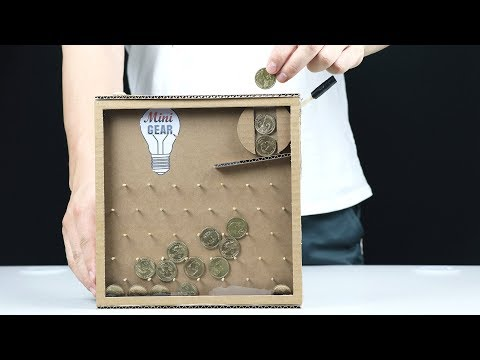 How to Make Vertical Coin Bank