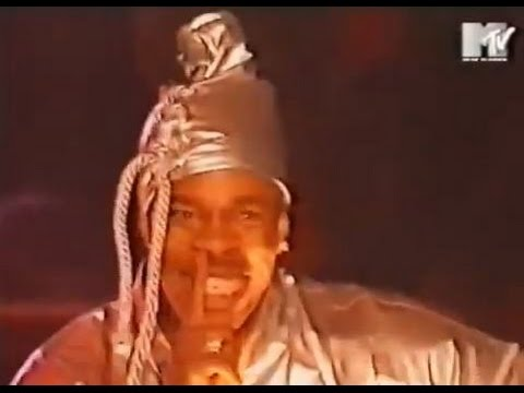 Busta Rhymes -  Fire It Up (live 1998)