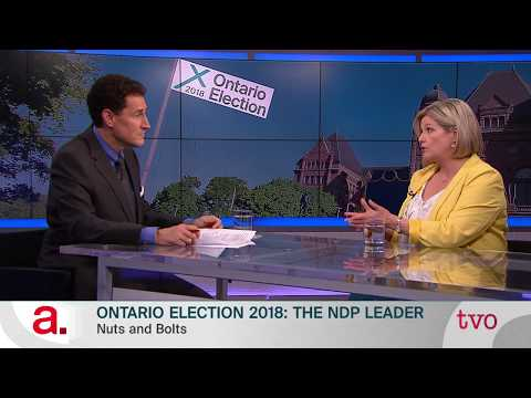 Andrea Horwarth's Ontario NDP Platform