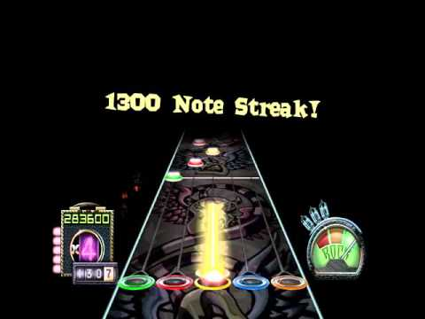 Guitar Hero 3 Custom Dragonland - Holy War