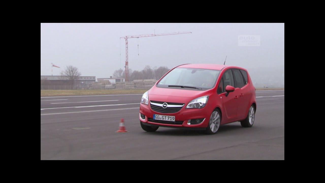 Opel Meriva: Der Gebrauchsgegenstand - Die Tester | auto motor und sport