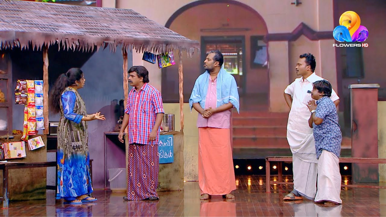 Download Comedy Utsavam  | Flowers | Ep#524