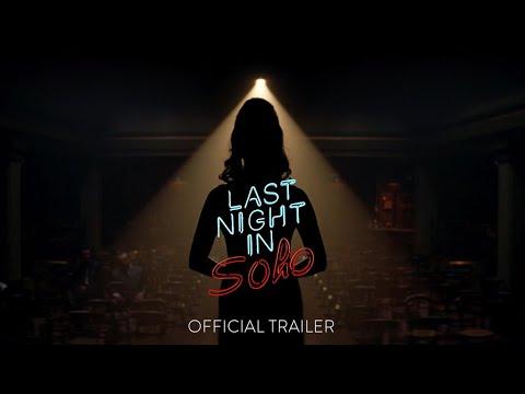 Last Night in Soho trailer door Edgar Wright