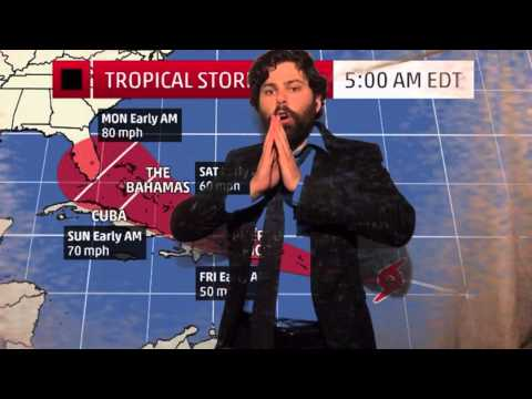 The Cuban Weather Man