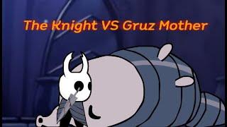The Knight vs Gruz Mother - Hollow Knight Animation