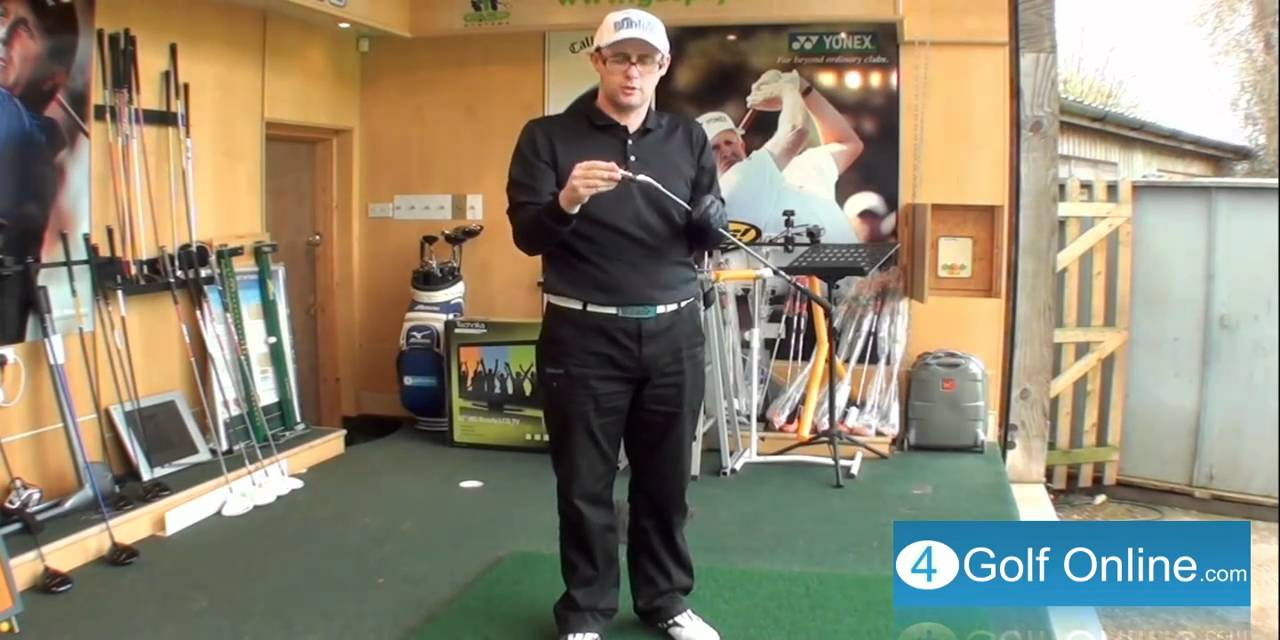 TAYLORMADE TOUR PREFERRED CB IRONS TESTED WITH GC2 - …