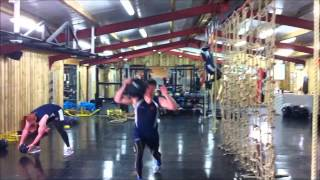 The Underground Training Station - Mike Hughes - Salford City Reds