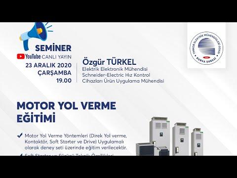 MOTOR YOL VERME  EĞİTİMİ
