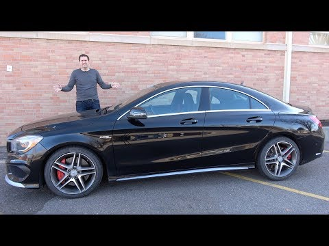 The Mercedes-AMG CLA45 Should Be Better