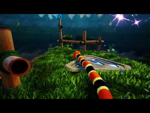 Noodle's Determination (Snake Pass)