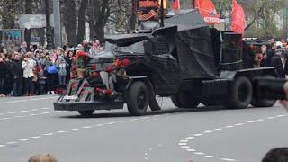 Открытие мотосезона 2015 Санкт-Петербург