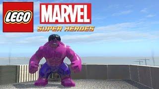 LEGO Marvel Super Heroes - Pink Hulk Mod