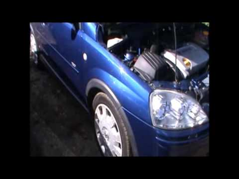 Corsa C Fuse Box Location - YouTube