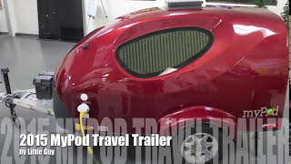 2015 myPod Travel Trailer by Little Guy at Princess Craft RV
