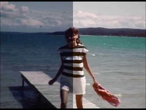 Film Restoration- Before After