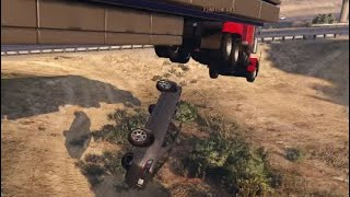 GTA Online:  Funny Moments [Crushed by MOC]