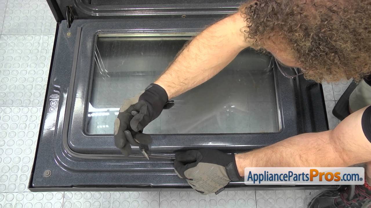 Range Oven Door Seal Part 316239700 How To Replace