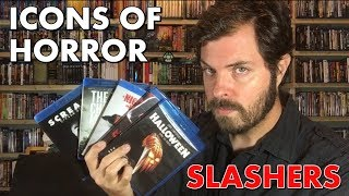 Icons of Horror: Slashers