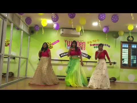 Dimaak Kharab : Women Worrld : Zumba Choreography By Swapna Kandimalla