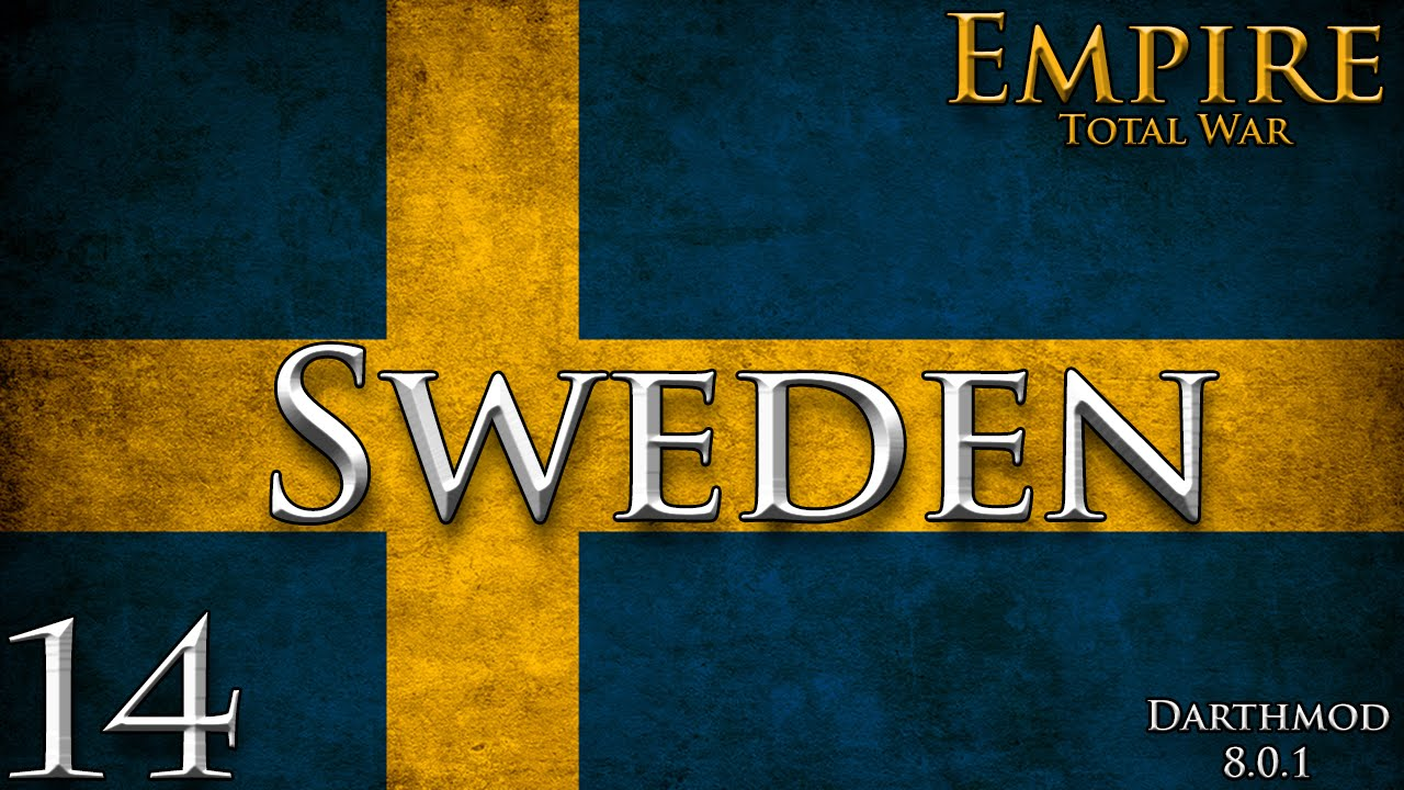 Empire Total War: Darthmod - Sweden Campaign #14 ~ Crippling Assaults!